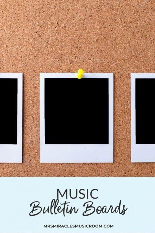 Bulletin Board Ideas Mrs Miracle S Music Room